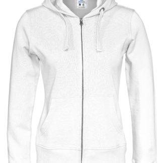 Full Zip Hood Lady ekologiska jacka