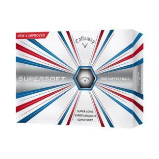 Golfboll - Callaway Super Soft : 2018 års modell.
