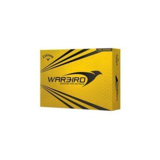 Golfboll - Callaway Warbird: 2018 års modell.