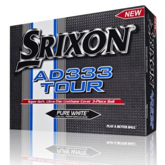 Golfboll - Srixon AD 333 TOUR
