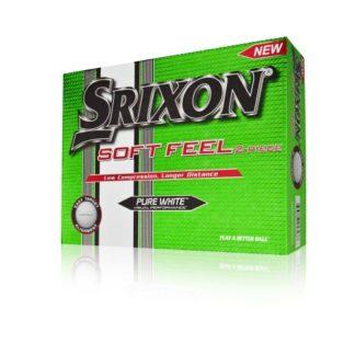 Golfboll - Srixon Soft Feel - Pure White