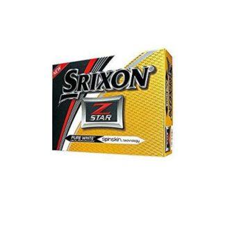 Golfboll - Srixon Z-Star - Pure White