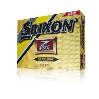 Golfboll - Srixon Z-Star - Tour Yellow