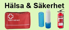 Hälsa & Säkerhet