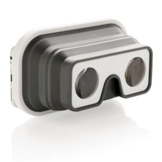 Ihopvikbara VR-glasögon i silikon