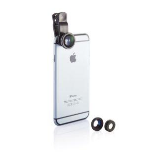 Kameralinser Eye set