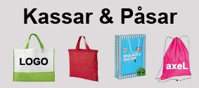 Kassar & Påsar