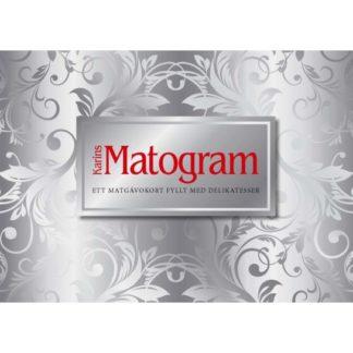 Matogram silver