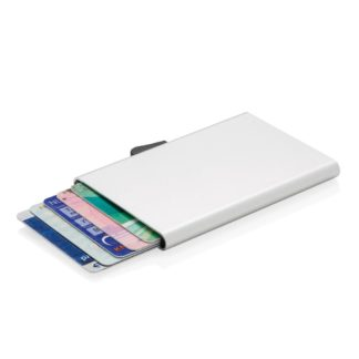 RFID korthållare i aluminium