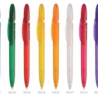 Reklampenna Rico color