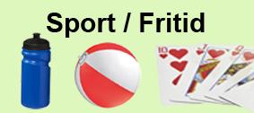 Sport & Fritid