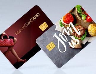 Smartkort (plaskort med chip)