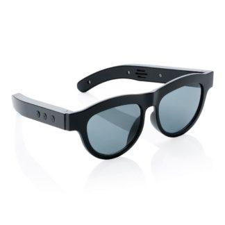 Solglasögon med trådlösa högtalare