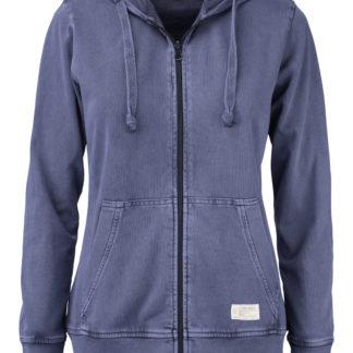 Sweatshirts Thorp Denim Hood FZ Ladies