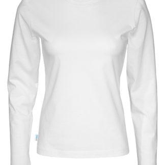 T-shirt Long Sleeve Lady ekologiska t-shirt