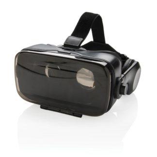 VR-glasögon med hörlurar