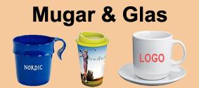 Muggar & Glas