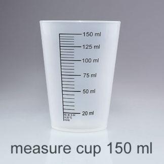 Plast bägare med logotryck 150 ML - 5000 ML