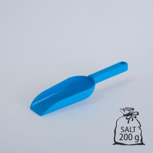 Skopa med logo  200G