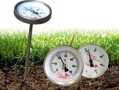 Termometer med tryck  - PREMIUM