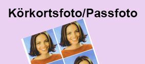 Passfoto/Körkortsfoto