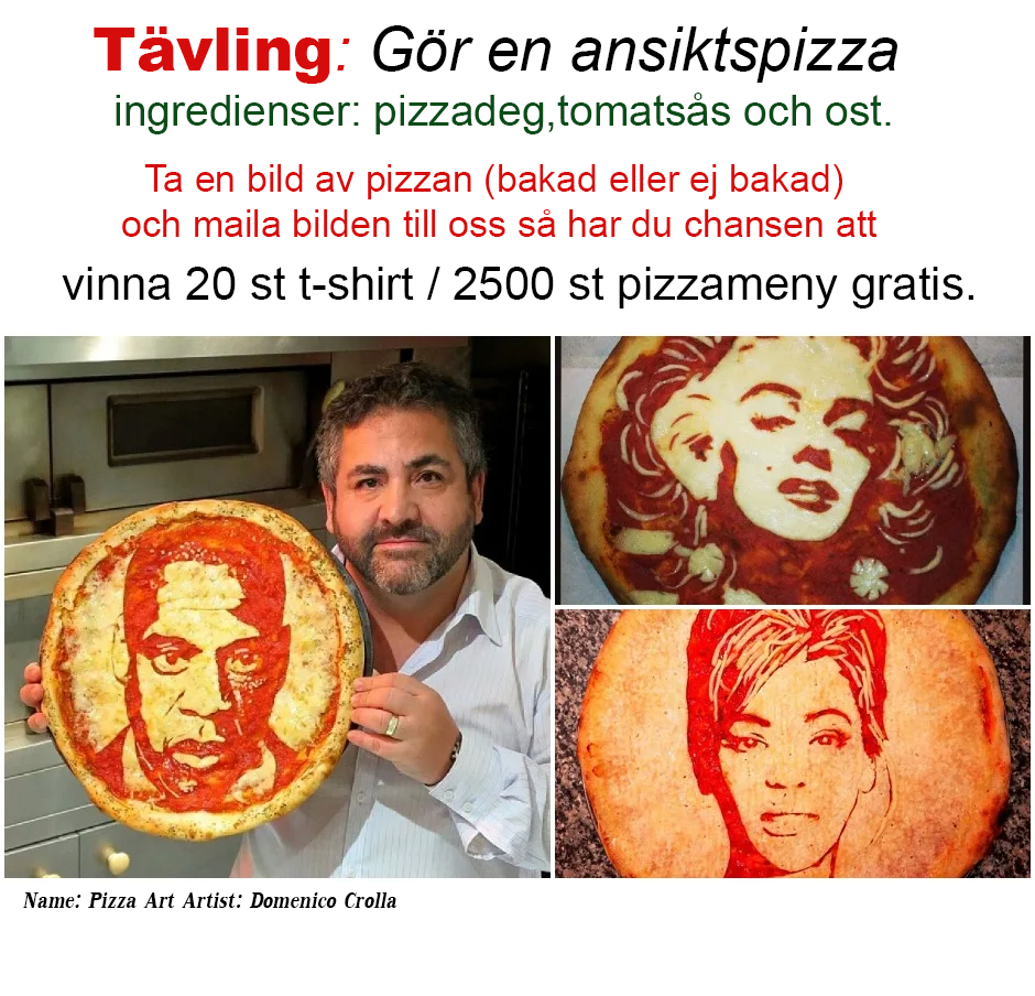 pizzatävling
