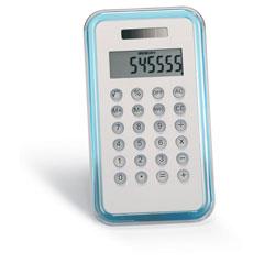 8 siffrig miniräknare