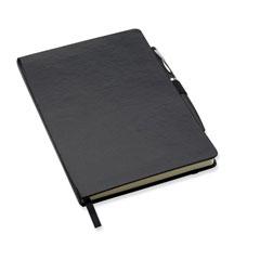 A5 anteckningsbok med penna