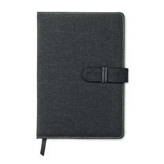 A5 notebook canvas cotton