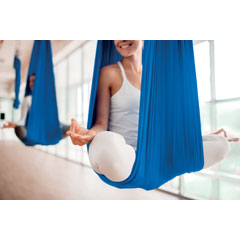 Aerial yoga/ pilates hängmatta