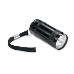 Aluminium mini ficklampa m
