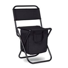 Campningstol med kylfack