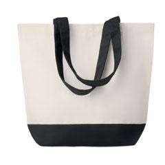 Canvas beach bag 280gr/m2