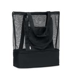 Kasse i mesh med kylfack RPET