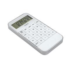 Miniräknare med 10-siffersskärm