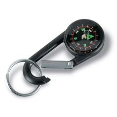 Nyckelring med kompass