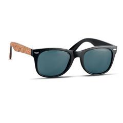 Solglasögon med korkbåge
