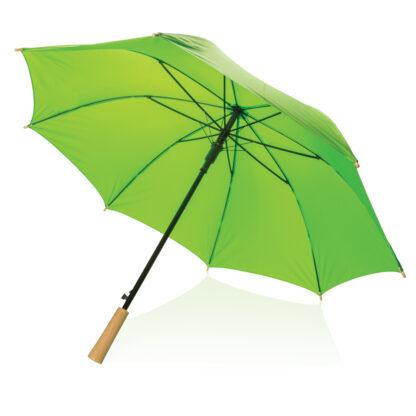 """23"""" stormsäkert RPET paraply med automatisk öppning"""