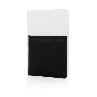 A5 Deluxe anteckningsbok med smarta fack