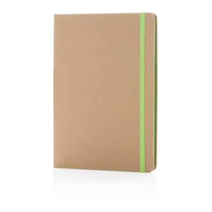A5 återvunnen anteckningsbok