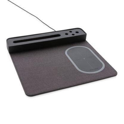 Air musmatta med 5W trådlös laddning och USB
