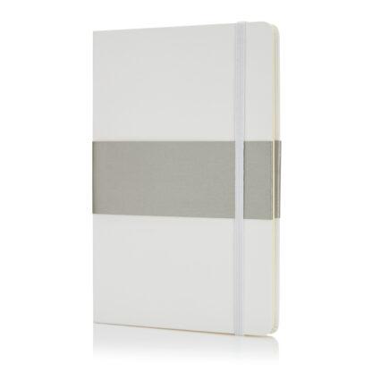 Anteckningsbok Deluxe - hårt omslag - A5