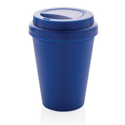 Återanvändningsbar dubbelväggig kaffemugg 300ml