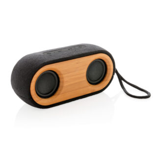 Bamboo X dubbel högtalare