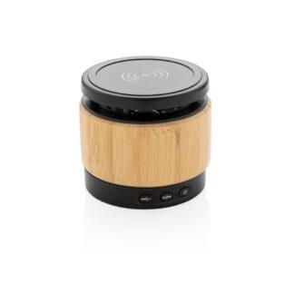 Bambu trådlös högtalare och laddare