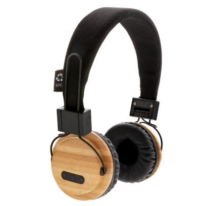 Bambu trådlösa hörlurar
