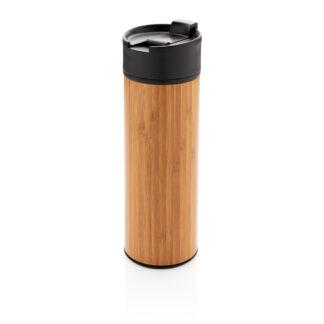Bogota bambu vakuummugg