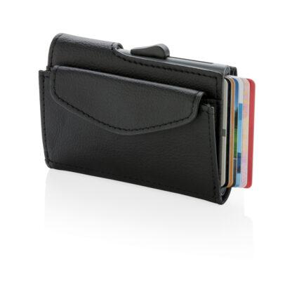 C-Secure RFID korthållare & mynt/nyckelbörs