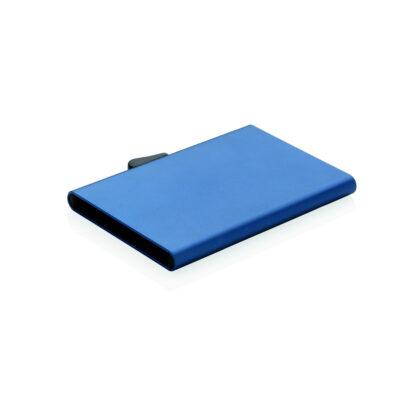 C-secure RFID korthållare i aluminium