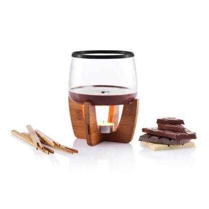 Cocoa chokladfondue